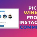 instagram comment picker